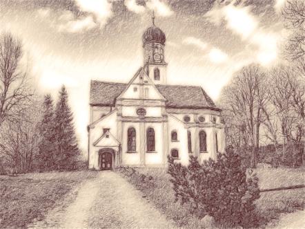 biessenhofen-germany church